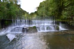 宮島峡県定公園の写真